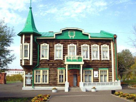 Музей «Либеров-Центр» (Омск)