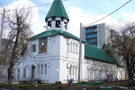 Церковь Константина и Елены (Омск)