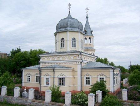 Церковь Параскевы Пятницы (Омск)