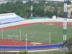 Стадион «Энергия»  (Омск)