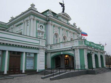 Музейный отдел Омского академического театра драмы (Омск)