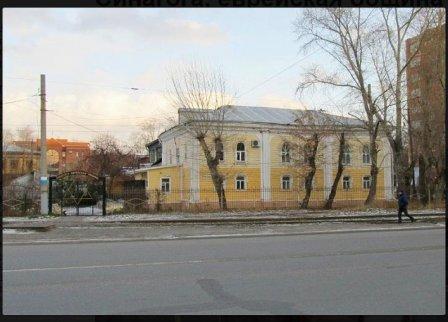 Синагога (Омск)