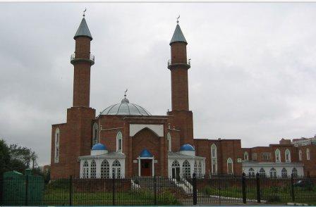 Сибирская Соборная мечеть (Омск)
