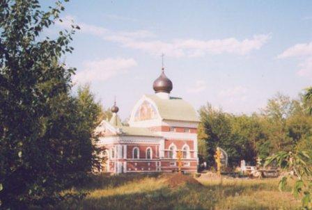 Церковь Иоанна Воина (Омск)