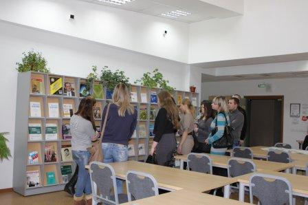 Научная сельскохозяйственная библиотека, ОмГАУ (Омск)