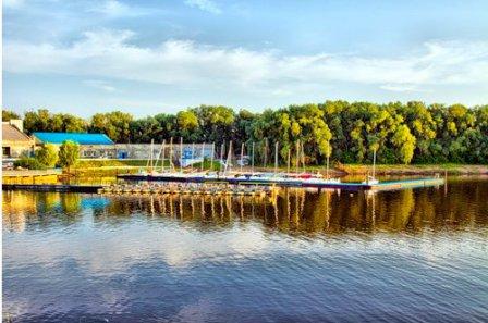 Парк Зеленый остров (Омск)
