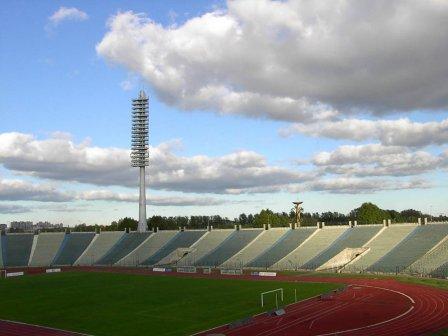 Стадион «Сибирский нефтяник» (Омск)