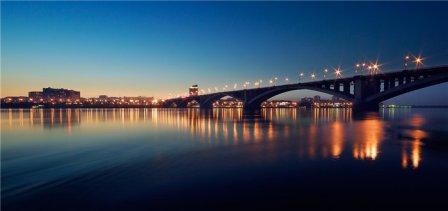 Река Иртыш (Омск)
