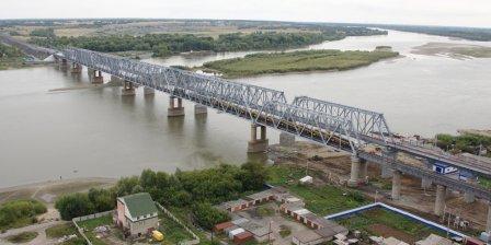 Железнодорожный мост (Омск)