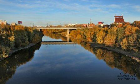 Комсомольский мост (Омск)
