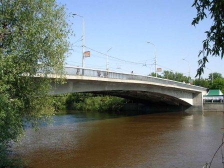 Юбилейный мост (Омск)