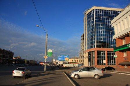 Изменение графика движения трамваев на улице Жукова в Омске 6 и 7 мая.