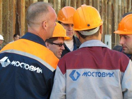 Без работы могут остаться более пяти тысяч сотрудников «Мостовика».