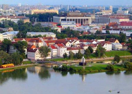 Дни Омска стартуют в столице Белоруссии.