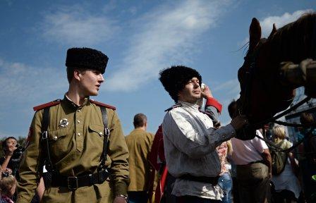 Для казаков организуют два пропускных поста: Красноярка и Чернолучье.