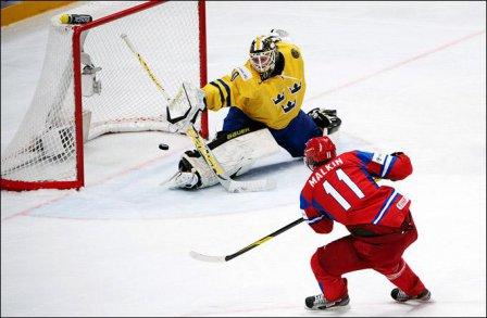 Чемпионат мира по хоккею подошел к своему завершению.