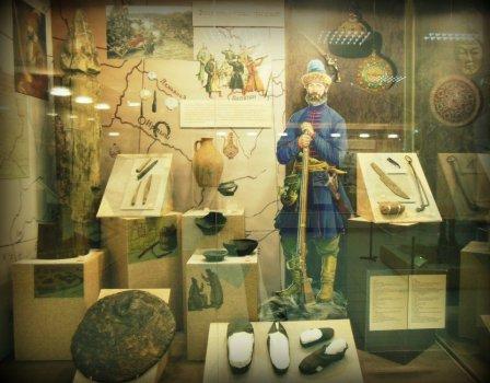 Археология Омского Прииртышья