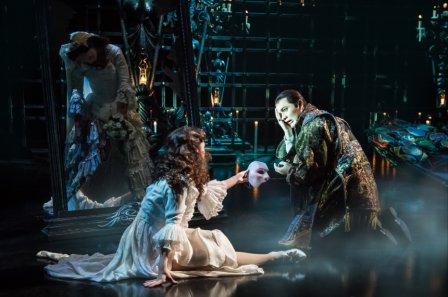 Омичи смогут послушать известнейший мюзикл «Призрак оперы»