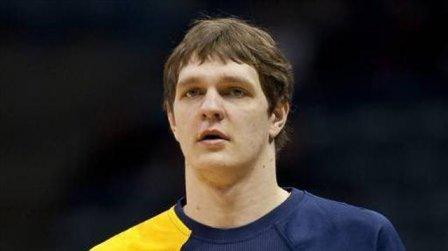 Тимофей Мозгов и далее будет играть в «Кливленде»