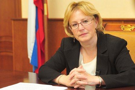 Омск посетит Вероника Скворцова министр здравоохранения РФ.