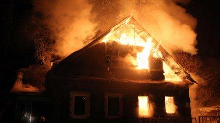 Пожар в центре Омска: погибло два человека.