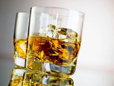 Омская область занимает лидирующие позиции по отравлению спиртными напитками.