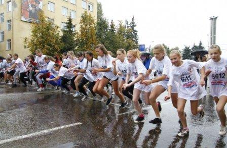 Цветочный забег в Омске состоится в августе, регистрация в с 1 июля.