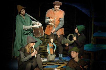 В Омске на сцене Театра кукол покажут «Холодное сердце»