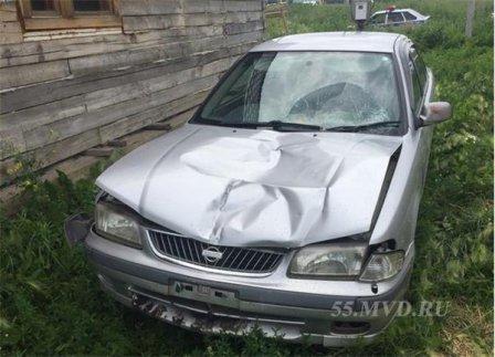 В Березовке (Азовский район) паяный водитель сбил 3 пешеходов.