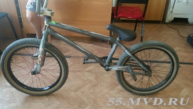 Подросток участвовал в краже велосипеда своего же друга