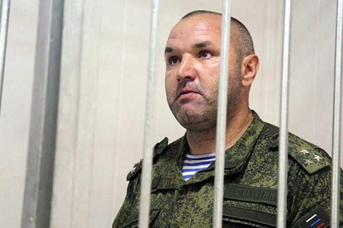 Полковника Олега Пономарева выпустили из СИЗО