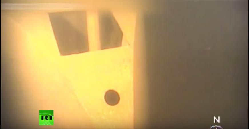 Швеция опубликовала фото и видео подводной лодки