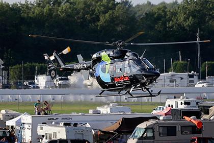 Бывший пилот «Формулы-1» впал в кому после аварии