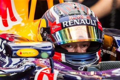Даниил Квят финишировал четвертым в гонке Гран-при Бельгии