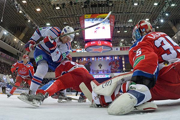 Сезон Континентальной хоккейной лиги стартует на фоне паспортного скандала: Хоккей: