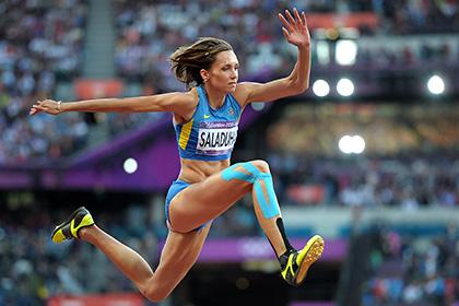 Украина направит компенсацию за крымских легкоатлетов спортсменам Донбасса