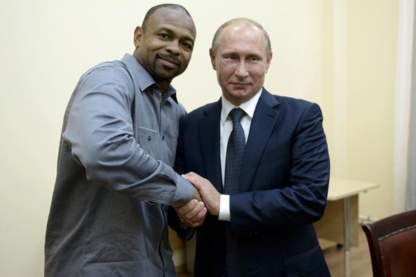 Зачем иностранным бойцам российское гражданство: Бокс: