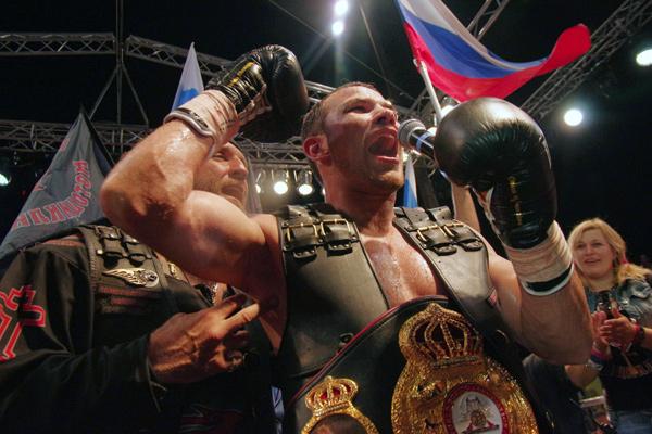 Боксер Дмитрий Чудинов о «Ночных волках», соперниках и бое в Крыму: Бокс: