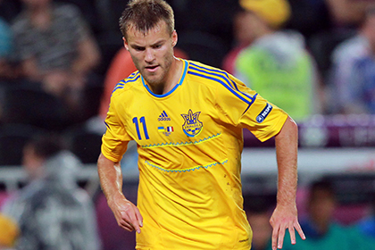 Лучший футболист Украины прошлого сезона договорился о переходе в «Эвертон»