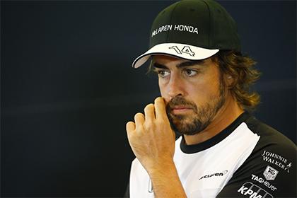 Пилоты «Макларена» наказаны потерей 55 позиций на старте Гран-при Бельгии