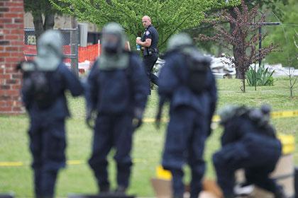 На территории университета в Миссисипи произошла стрельба