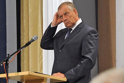 Новгородский губернатор перевернулся после гребли с Лавровым