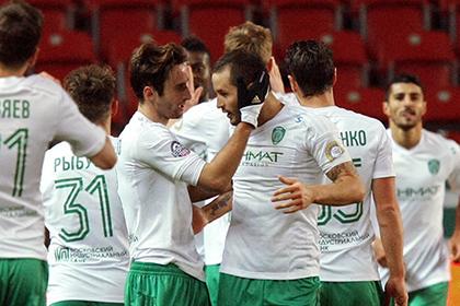 «Урал» и «Терек» сыграли вничью в странном матче чемпионата России
