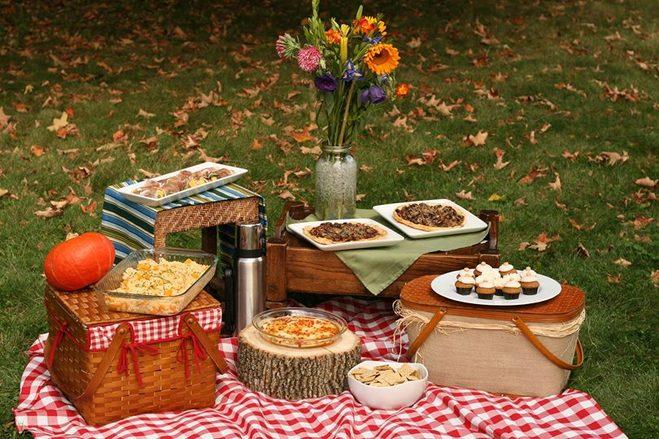 Омичей накормят местной едой на пикнике эко-формата