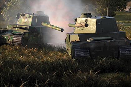В World of Tanks появилась линейка тяжелых японских танков