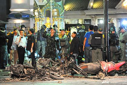 В Таиланде арестовали второго подозреваемого в причастности к теракту иностранца