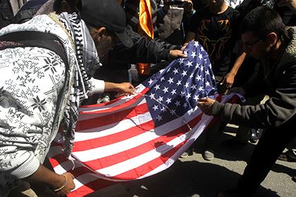 В Иране вновь назвали США Большим Сатаной