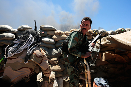 Иракские курды обвинили ИГ в применении химоружия