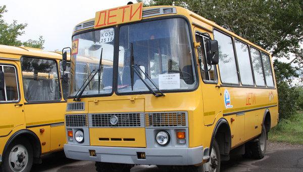 Пешком не хотят: главы районов Омской области обеспечили школьные автобусы системой ГЛОНАСС