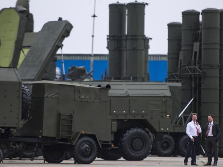 «Алмаз-Антей» представит в Омске роботизированную линию обслуживания зенитных ракет